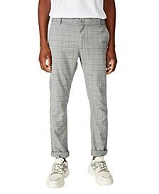 Men's Skinny Stretch Chino Pants
