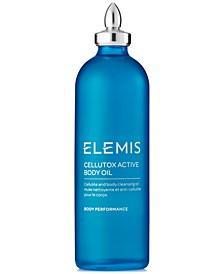 Cellutox Active Body Oil, 3.4-oz.