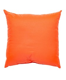 """Solid 20"""" x 20"""" Outdoor Decorative Pillow 2-Pack"""