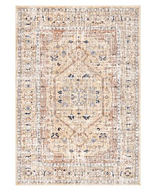 Jacquie RZAB07D Gold 8' x 10' Area Rug