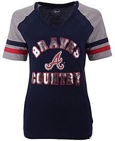 Atlanta Braves Women's Local Phrase Pavilion T-Shirt