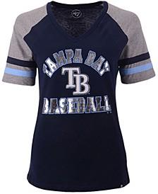 Tampa Bay Rays Women's Local Phrase Pavilion T-Shirt
