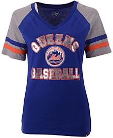 New York Mets Women's Local Phrase Pavilion T-Shirt
