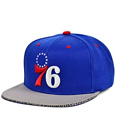 Philadelphia 76ers The Three Collection Cap