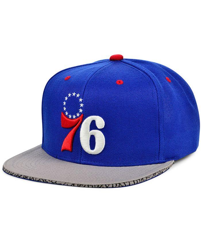 Mitchell & Ness - Philadelphia 76ers The Three Collection Cap