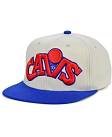 Cleveland Cavaliers Natural XL Snapback Cap
