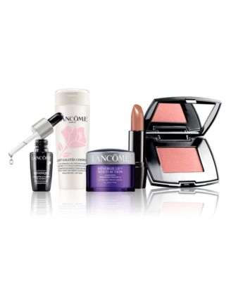 Choose Your Free 5-pc Gift with any $37.50 Lancôme Purchase. Up to a $121* value!