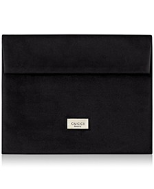 Receive a Complimentary Gucci Guilty Pouch with any large purchase from the Gucci Guilty Pour Homme Fragrance Collection