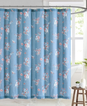 Brooklyn Loom Paulina Shower Curtain, 72