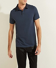 Men's Pique Tape Polo Shirt