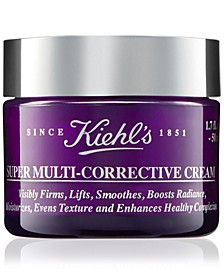 Super Multi-Corrective Anti-Aging Face and Neck Cream, 1.7-oz.