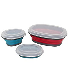 Set of 3 collapsible Storage Containers
