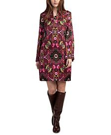 Christie Printed Dress