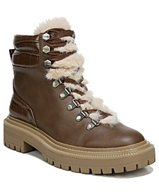 Women's Flora Cold Weather Lug Sole Hiker Booties