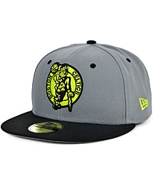 Boston Celtics Cyber Storm 59FIFTY-FITTED Cap
