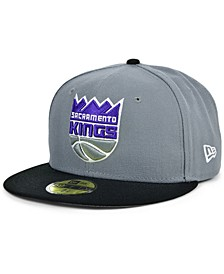 Men's Sacramento Kings Storm 2 Team Color 59FIFTY-FITTED Cap