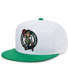 Men's Boston Celtics Fresh Crown Snapback Cap