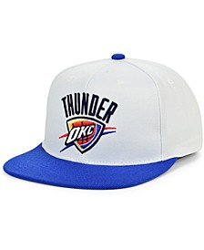Oklahoma City Thunder Fresh Crown Snapback Cap