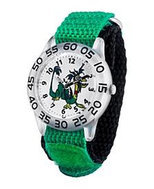 Disney Onward Blazey Boys' Clear Plastic Watch 32mm