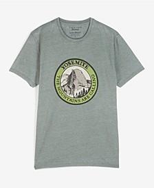 Men's Yosemite Circle Short Sleeve T-shirt
