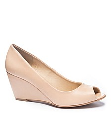 Noreen Wedge Heel Pump