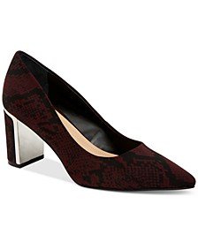 Women's Step N Flex Jensonn Block-Heel Pumps, Created for Macy's