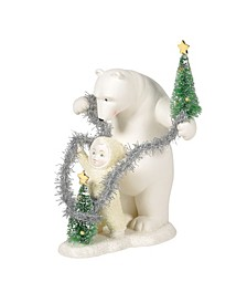 Snowbabies Tinsel for Two