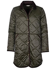 Peppergrass Quilted Coat