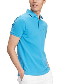 Men's Custom-Fit Ivy Polo