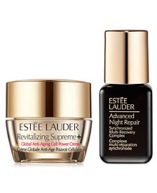 Receive a FREE 2pc Gift with any $125 Estée Lauder Purchase