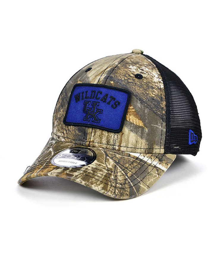 New Era - Kentucky Wildcats Patch Trucker 9FORTY Cap