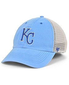 Kansas City Royals Boathouse Mesh Clean Up Cap