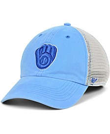 Milwaukee Brewers Boathouse Mesh Clean Up Cap