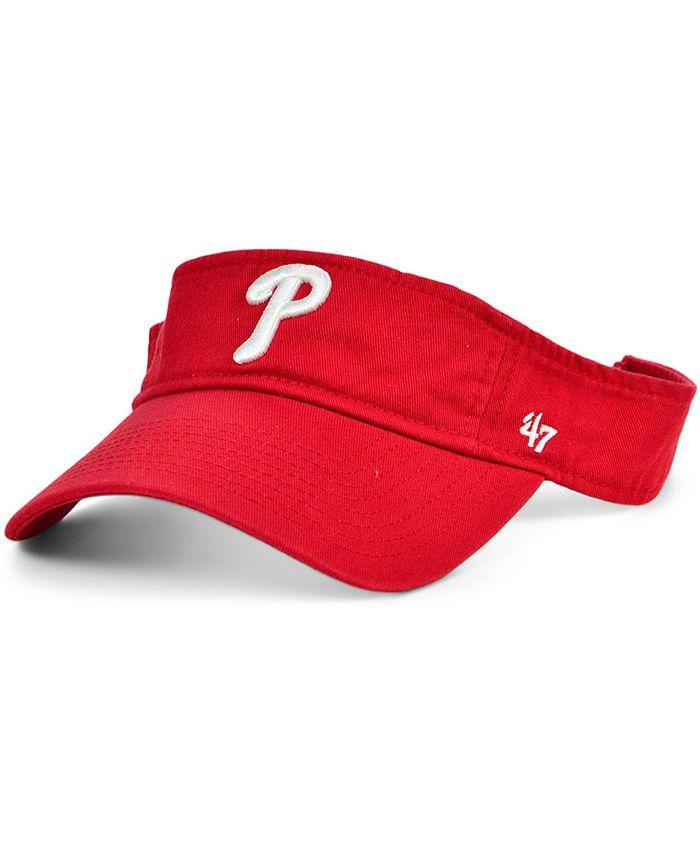 '47 Brand - Philadelphia Phillies 2020 Clean Up Visor