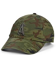 Los Angeles Angels Regiment CLEAN UP Cap