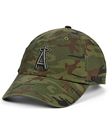 '47 Brand Los Angeles Angels Regiment CLEAN UP Cap