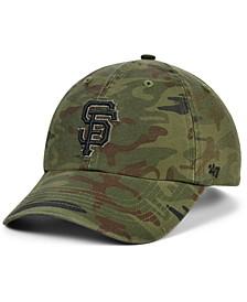 San Francisco Giants Regiment CLEAN UP Cap