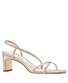 Women's Gizel Low Heel Strappy Sandal