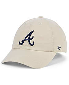 Atlanta Braves Bone Clean Up Cap