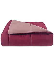 Reversible Down Alternative King Comforter, Created for Macy's