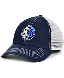 Dallas Mavericks Trawler Mesh Clean Up Cap