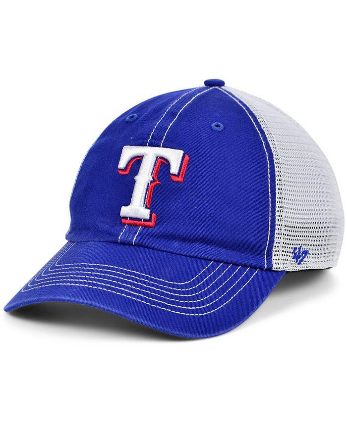 '47 Brand - Texas Rangers Trawler CLEAN UP Cap