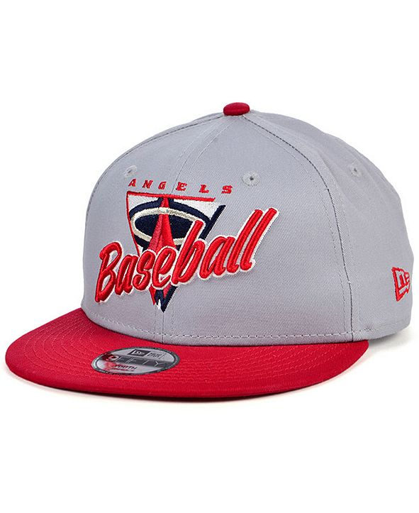 New Era Los Angeles Angels Lil Away Game 9FIFTY Cap