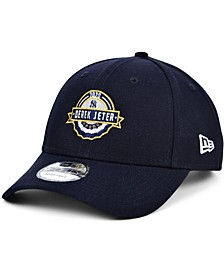 New York Yankees Hall of Fame Ceremony Circle 9FORTY Cap Derek Jeter