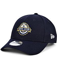 New Era New York Yankees Hall of Fame Ceremony Circle 9FORTY Cap Derek Jeter