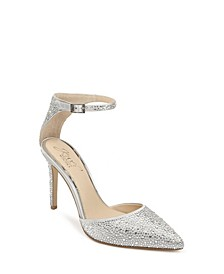 Women's Boston Evening Pumps