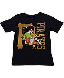 Toddlers Pittsburgh Pirates  Mascot T-Shirt