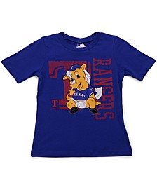 Toddlers Texas Rangers  Mascot T-Shirt