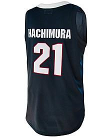 Men's Rui Hachimura Gonzaga Bulldogs Throwback Jersey