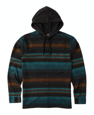 Billabong Men's Baja Flannel Shirt